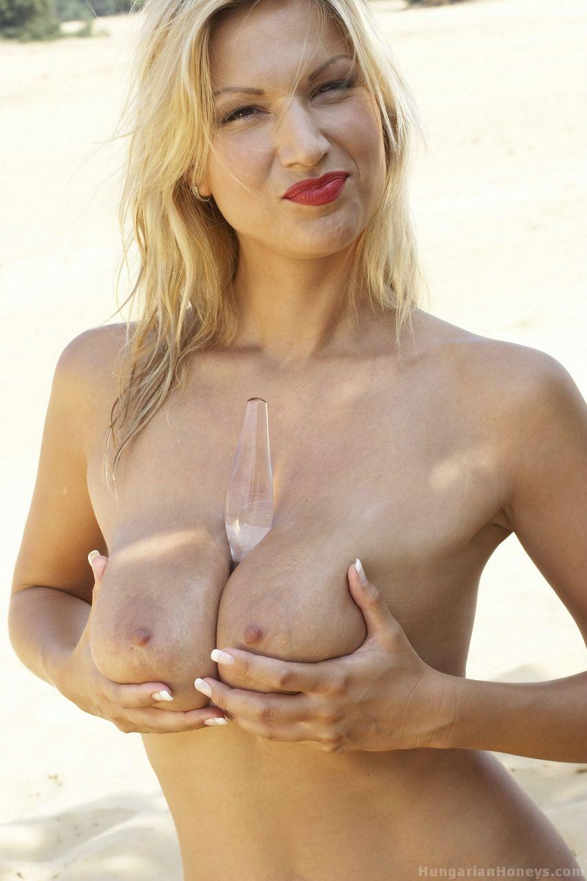 Indian girl nude on beach
