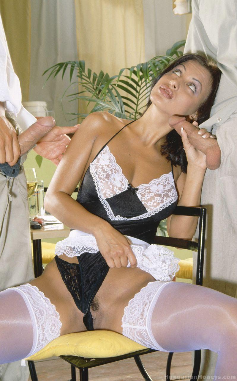 Jennifer white fucked in front of husband 4