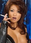 Charmane Stella Asiatica Fumatrice