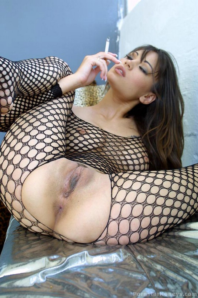 Fishnet nude asian picture turns out?