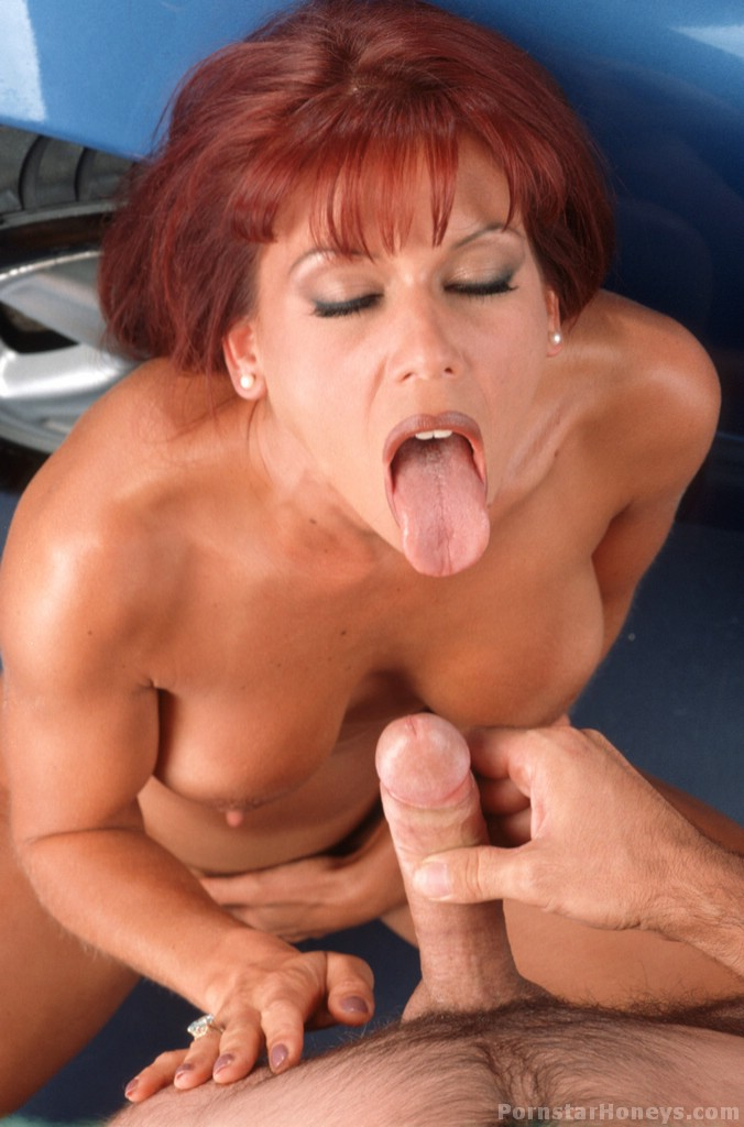 red head suck